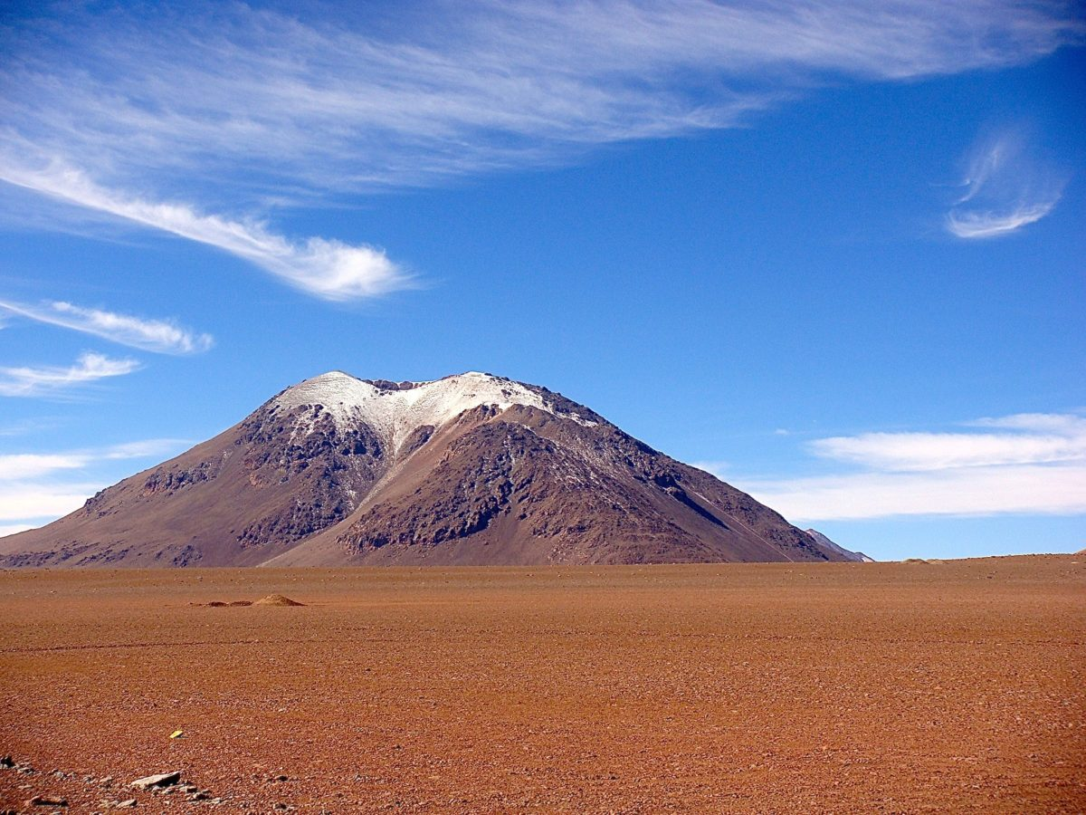 Deserto do Atacama, Chile