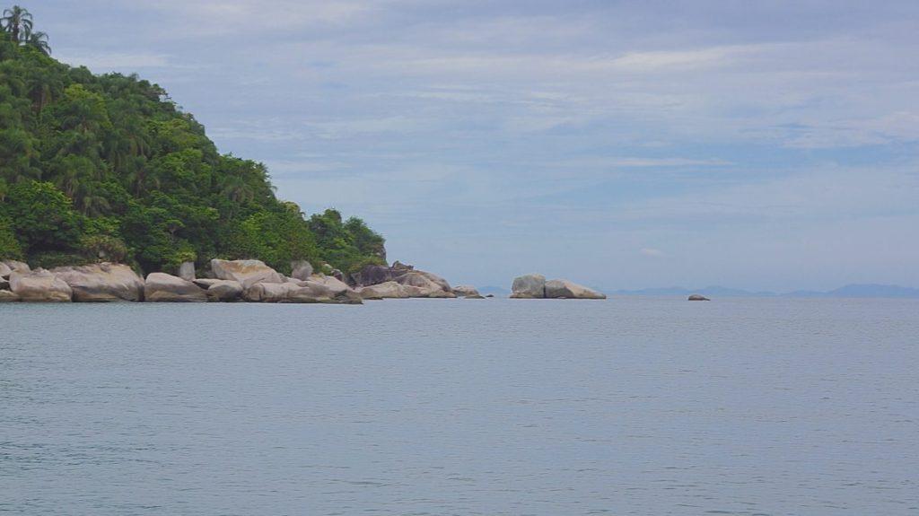 Ilha Montão de Trigo, SP