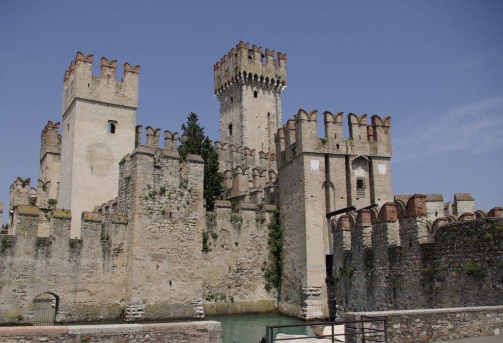 Sirmione Castello Scaligero