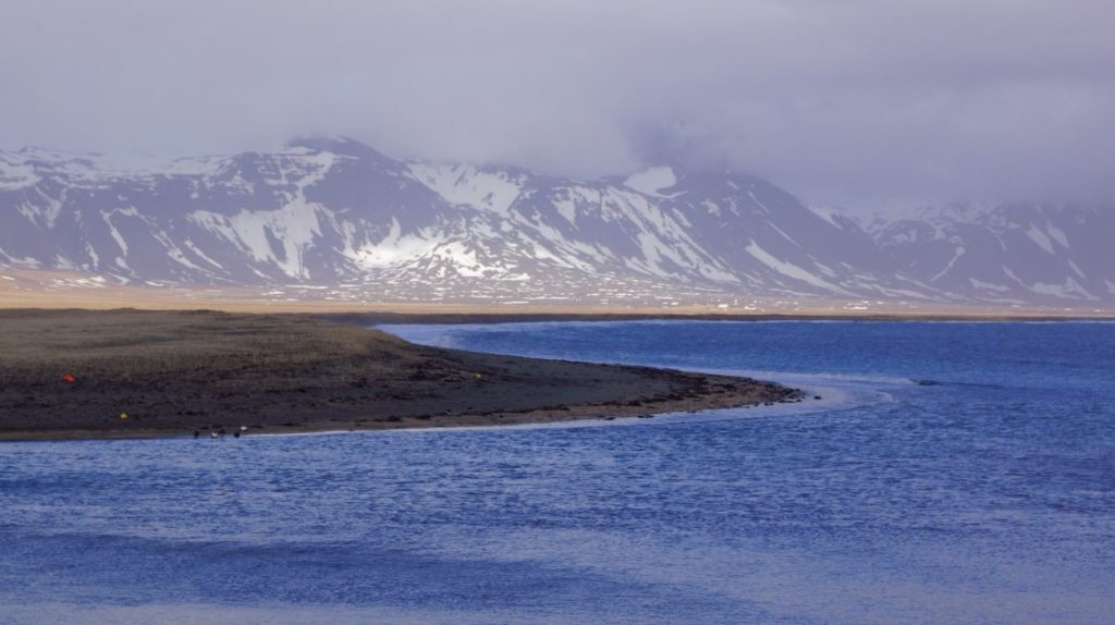 Hotel Budir, Islandia