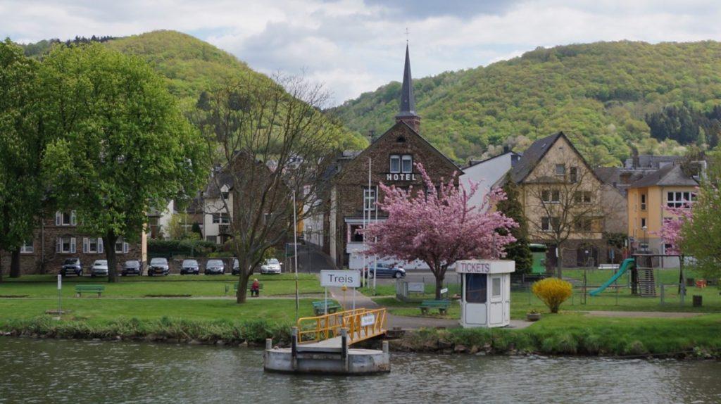 Cruzeiro no Reno e Moselle, Avalon Waterways