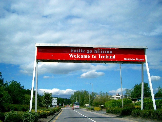 Shannon, Irlanda