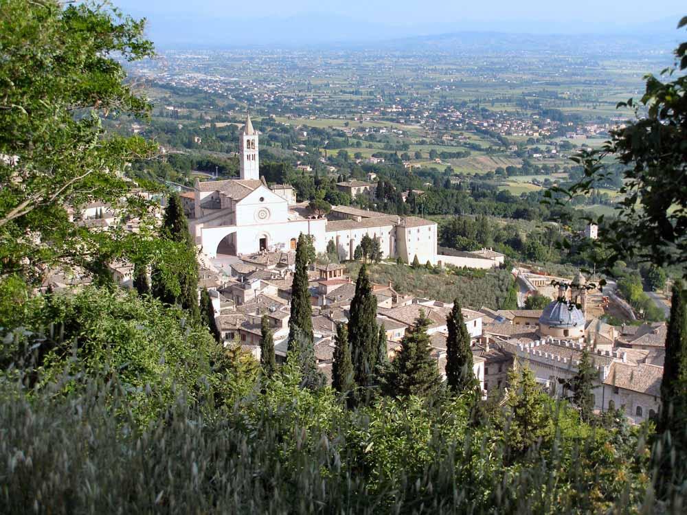 Santa Chiara, Assis
