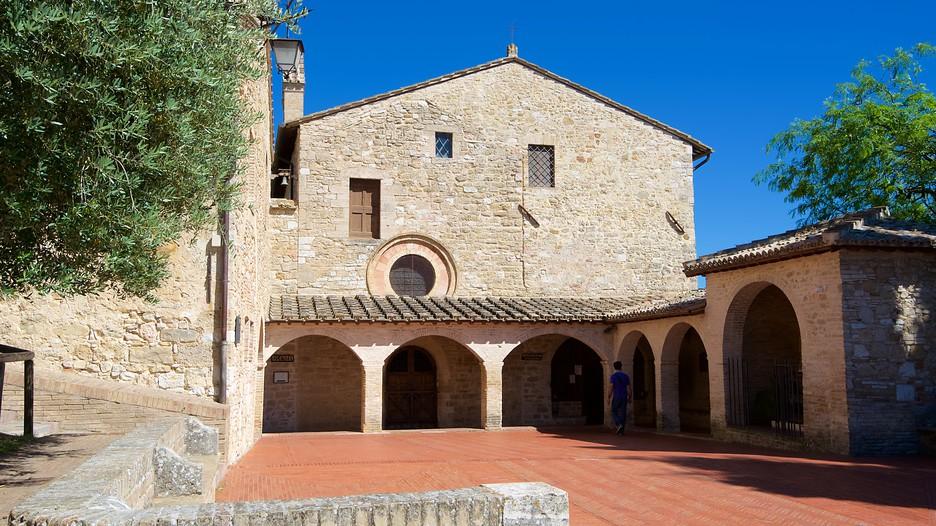 San Damiano, Assis