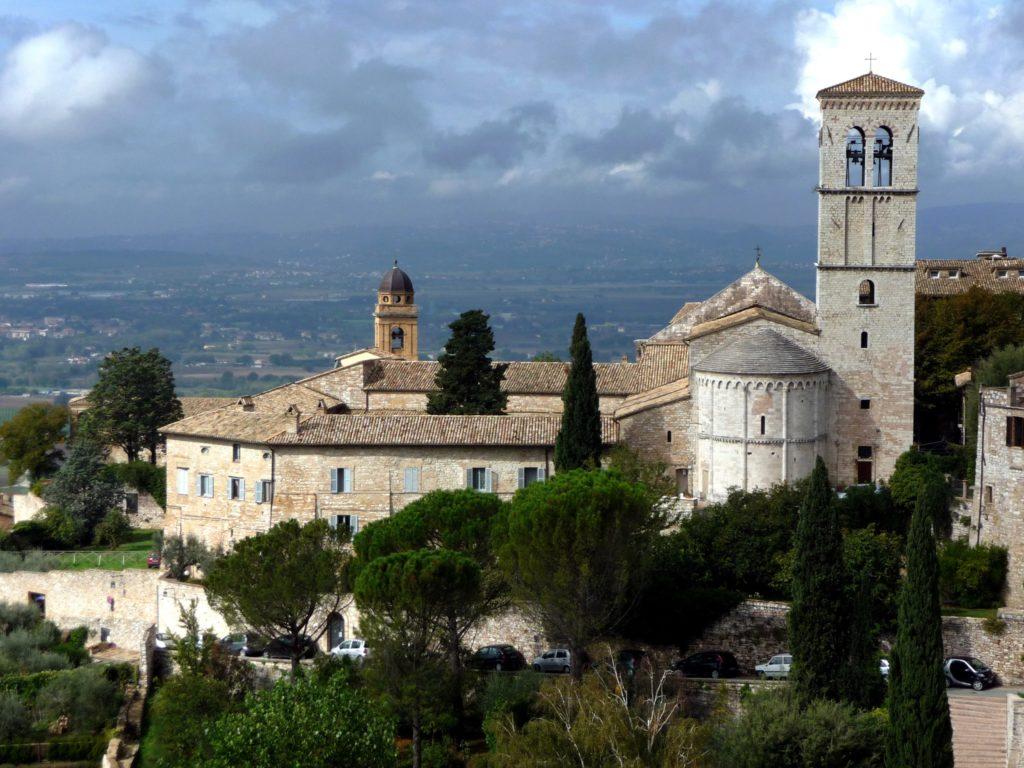 Santa Maria Maggiore, Assis