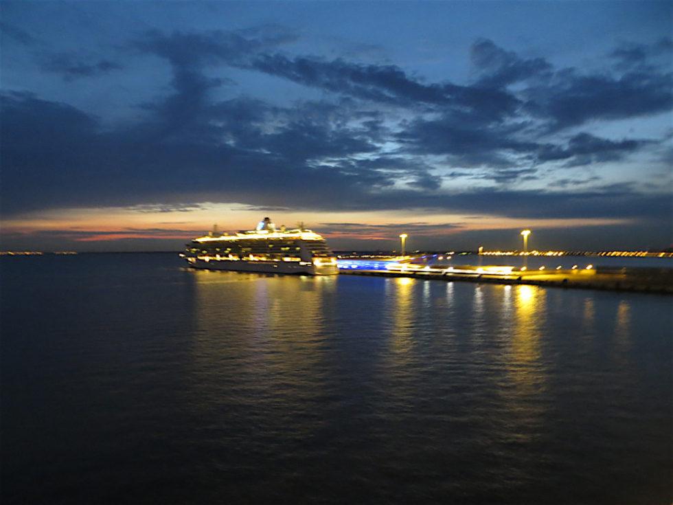 Cruzeiro Mar Báltico Crystal Cruises